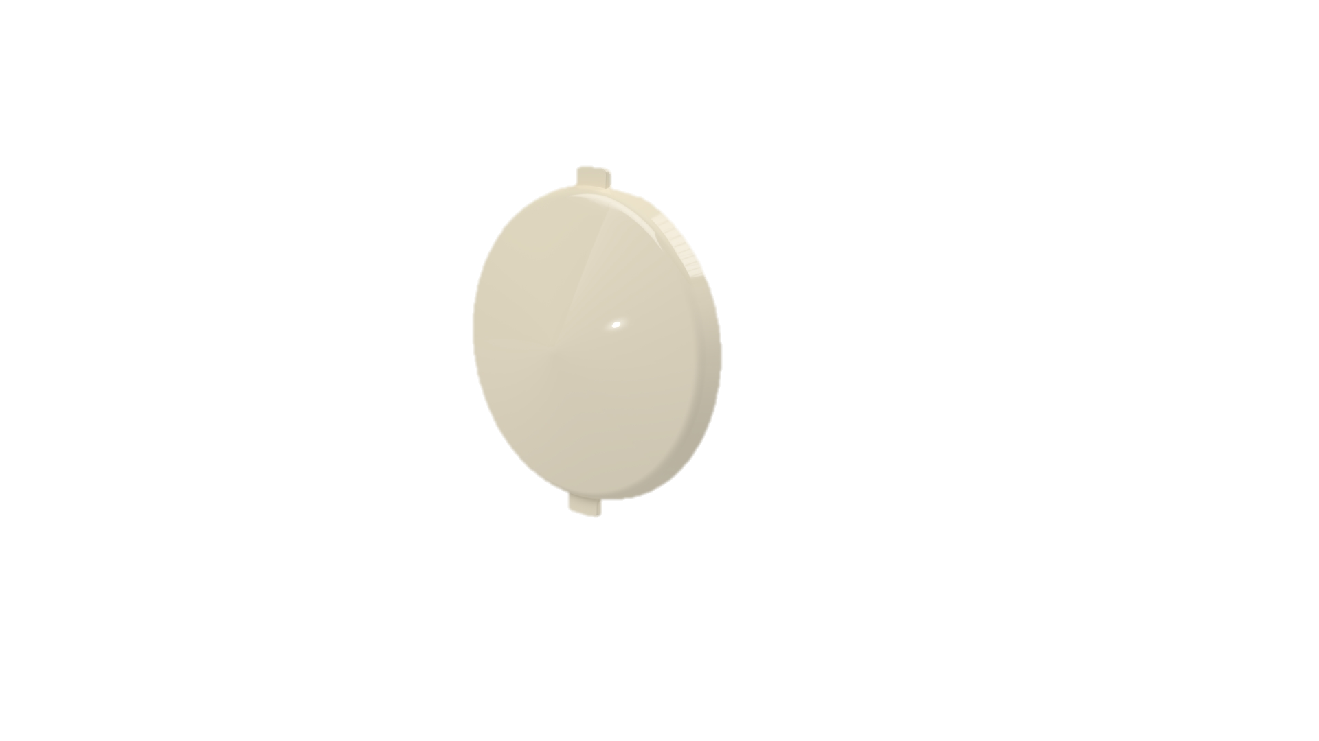 Interior Dome Light Lens